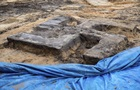 В Гамбурге нашли гигантскую свастику из бетона