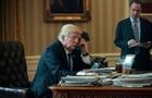 Трамп и Путин обсудили по телефону Украину