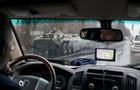 ОБСЄ помітила колону військової техніки біля Луганська