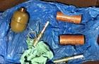 В Херсоне у ранее судимого изъяли наркотики и боеприпасы