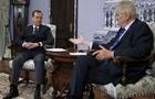 Президент Чехії влаштував у Москві скандал через статтю в російському ЗМІ