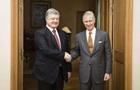Порошенко запросив короля Бельгії в Україну