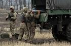 Штаб АТО: П ятеро українських військових загинули