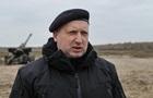 Турчинов: РФ ввела додаткові сили на Донбас