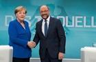 Меркель будет договариваться о коалиции с Шульцем