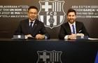 Официально: Месси продлил контракт с Барселоной