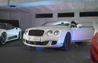 Суперкари Bentley і Ferrari зазвучали, як музика