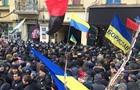 Суд над Саакашвили: произошли стычки с полицией