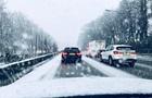 Через снігопад у Бельгії затори розтягнулися на 1200 км