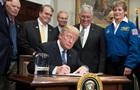 Трамп відновив програму польотів США на Місяць