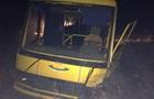 В Житомирской области школьный автобус попал в ДТП