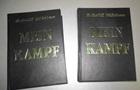 Российские таможенники задержали украинца с книгой Майн Кампф