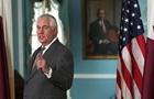 США не отменят санкции против РФ – Тиллерсон