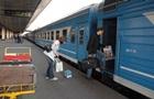 Украина может прервать ж/д сообщение с Россией