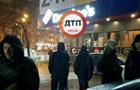 В Киеве произошла массовая драка со стрельбой