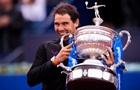 Надаль получил специальную награду за 10 побед на турнире в Барселоне
