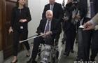У США госпіталізували Джона Маккейна