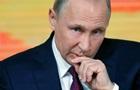 Путин о Саакашвили: Плевок в украинский народ