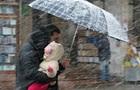 В западных областях Украины объявили штормовое предупреждение