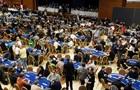 Фееричное выступление украинских покеристов в Праге