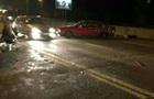 В Киеве произошло двойное ДТП с участием эвакуатора
