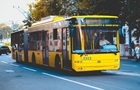 У Києві автобуси та тролейбус тимчасово змінили маршрут