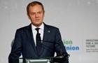 Туск: Євросоюз уперше схвалив продовження санкцій проти РФ без суперечок