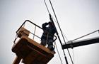 В Україні без світла 50 населених пунктів