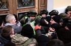 Штурм Октябрьского. Полиция открыла 2 производства