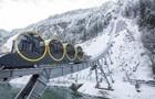 У Швейцарії відкрили найстрімкіший фунікулер у світі