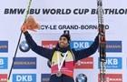 Мартен Фуркад остался без золотой медали масс-старта в Анси