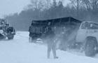 До Києва обмежать в їзд вантажівок 18 грудня