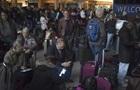 В самом загруженном аэропорту мира отменены все рейсы