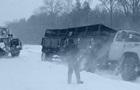 В Киеве продлили ограничение на въезд грузовиков
