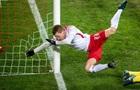 Форвард Лейпцига сломал руку в трех местах, забивая мяч Герте