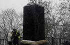 В Чернигове украли 100-килограммовый бюст Коцюбинского
