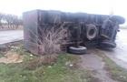 В Николаевской области машина Нацгвардии въехала в остановку, есть жертвы
