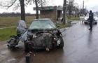 В Бердянске пьяный водитель протаранил остановку