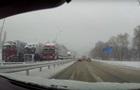 Въезд в Киев со стороны Житомира полностью заблокирован