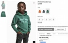 Компанія H&M вибачилася за рекламу після шквалу звинувачень у расизмі