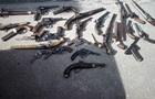 Экс-чиновника МВД подозревают в завладении раритетным оружием