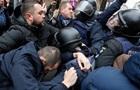 В стычках под Радой пострадал полицейский