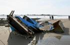 К берегам Японии приплыла лодка с трупами