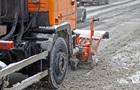На дорогах Киева работает 260 единиц спецтехники