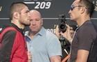 Президент UFC подтвердил, что бой Нурмагомедов – Фергюсон пройдет весной