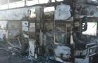 В Казахстане 52 человека погибли в горящем автобусе