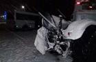На Сумщине маршрутка столкнулась с трактором: пять пострадавших