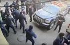 В Одессе охранные фирмы устроили массовую драку