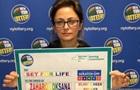 Украинка выиграла в американской лотерее пять миллионов долларов