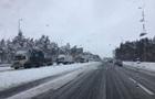 В пробке на дороге Одесса-Киев почти 100 авто